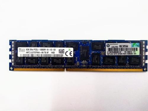 Memoria Servidor Hynix 8gb Ddr3 2rx4 Pc3l 10600r Ecc