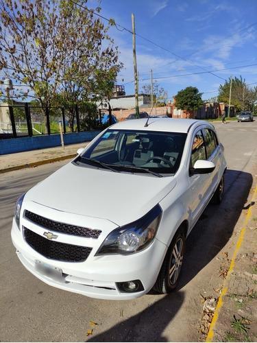 Chevrolet Agile 1.4 Ltz Spirit