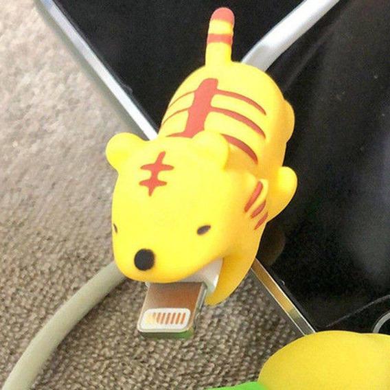 Protector Para Cable En Forma De Gato Para Adorno Envió Grat