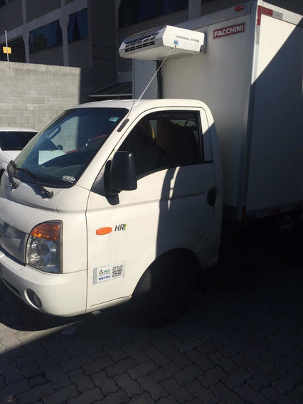 Hyundai Hr 2.5 Hdb Baú Turbo