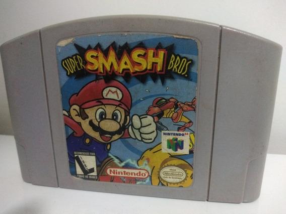 Jogo Super Smash Bros Nintendo 64