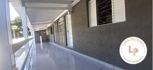 Casa Com 2 Dormitórios À Venda, 376 M²  - Jardim Bonfiglioli - Jundiaí/sp - Ca0263