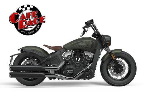 Indian Motorcycle Scout Bobber Twenty 2021 - Financiación!