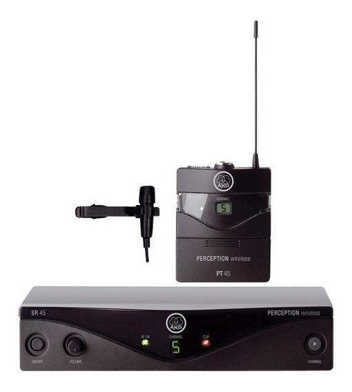 Micrófono Inalambrico Akg Balita Wms45 Presenter