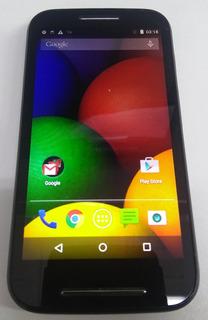 Moto E Xt1022 4gb 3g Dual 5 Mp 4.3 Wi-fi - Ver Fotos Usado