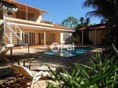 Casa Residencial À Venda, Bonfim Paulista, Ribeirão Preto. - Ca2473