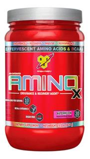Amino X 435 Gr Bsn 30 Servicios Bcaa Aminoácido Ramificado