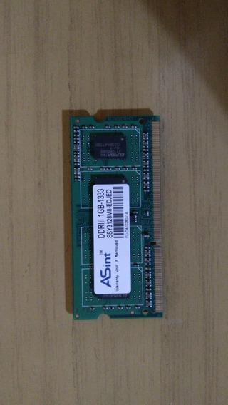 Memoria 1 Gb Asint Modelo Ddr3 1333 Ghz