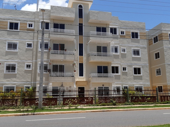 Apartamento Ciudad Juan Bosch Residencial La Mañosa