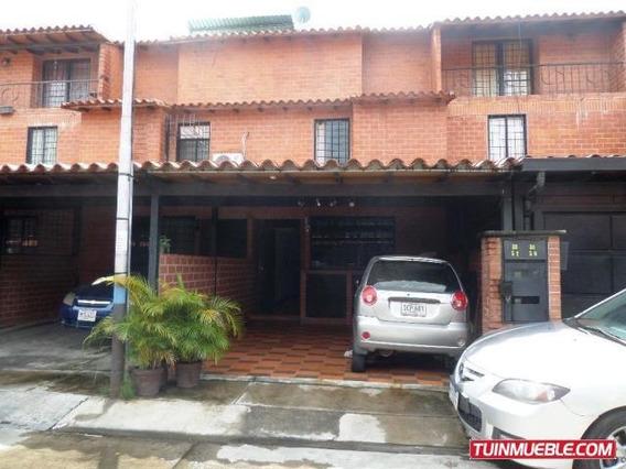 Venta De Town House En Terrazas Del Ingenio Guatire 19-272