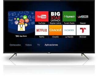 Tv Tcl 50 4ksmart Con Android Nuevos
