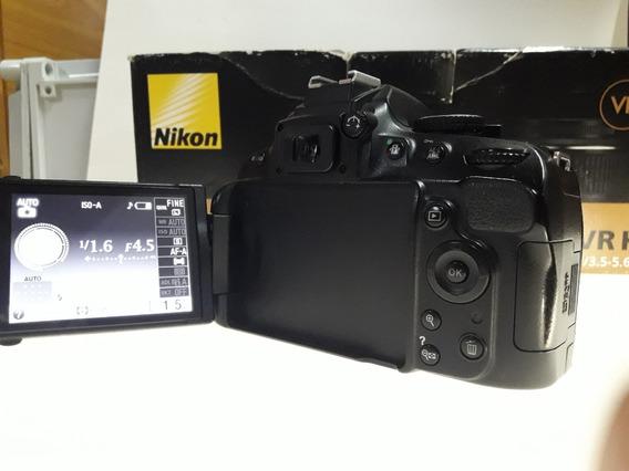 Vendo Nikon D5100 Con Lente Kit Y Bateria