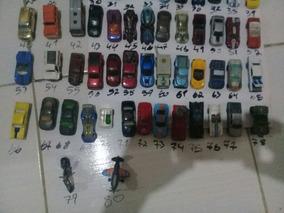 Carros Da Hotwhees E Mathcbox Usados