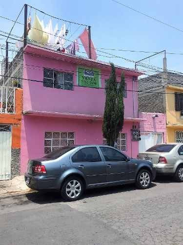 Casa En Venta, Nezahualcóyotl, Estado De México