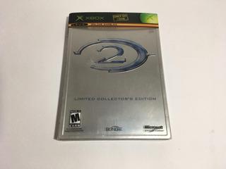 Halo 2 Edición Limitada De Coleccionista Xbox