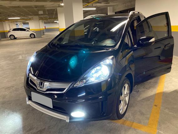 Honda Fit Twist 1.5 Automatico -perfeito-acessórios Inclusos