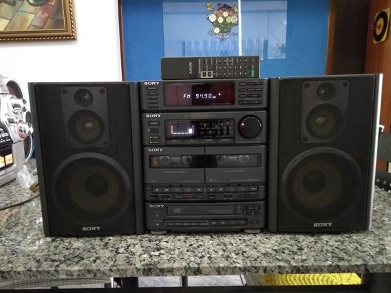 Sony Bombox Fhb-7cd Raro!!