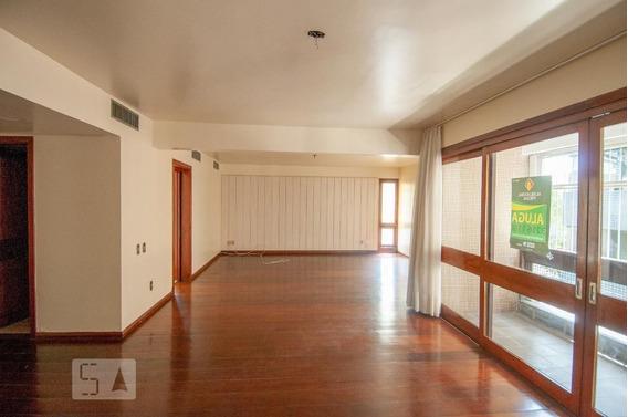 Apartamento No 2º Andar Com 3 Dormitórios E 4 Garagens - Id: 892989066 - 289066