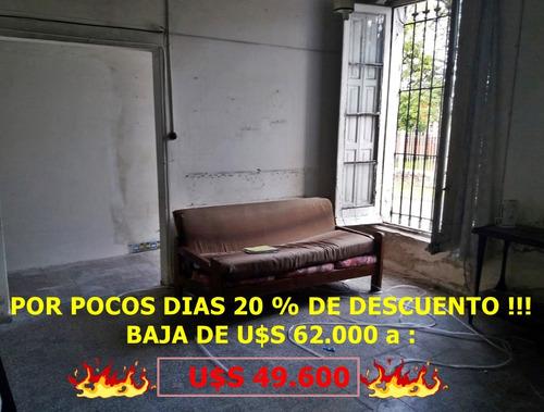 Imagen 1 de 14 de Liquida - Venta Casa 2 Dorm Aires Puros A Reciclar