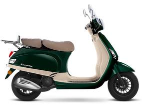 Moto Zanella Styler Exclusive Z3 Scooter Vespa Euro Strato