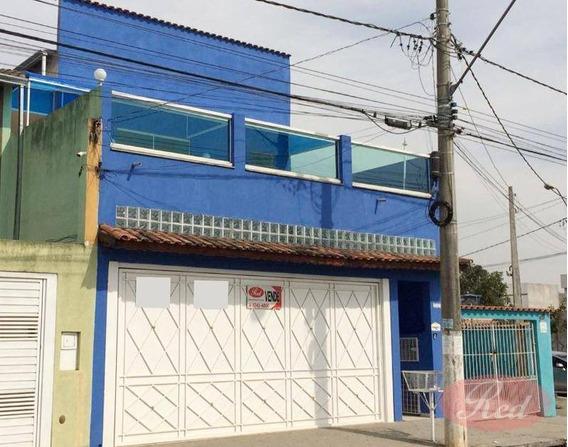 Prédio Comercial - R. José De Almeida - Jd. Márcia - Suzano - Pr0024