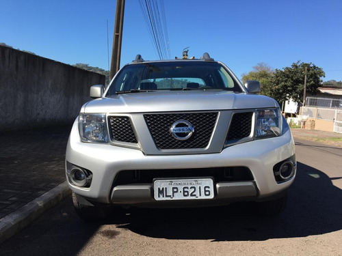 Nissan Frontier Sv Attack 4x2 Turbo Eletronic Diesel