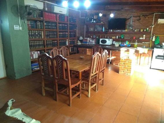 Casa Más Local Total 240 Mts Cubiertos Y 40 Semi