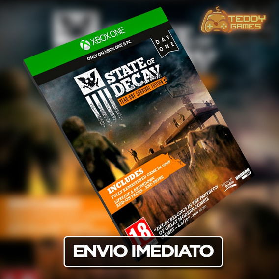 State Of Decay Xbox One Midia Digital - Games no Mercado