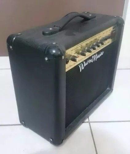 Cubo Para Guitarra Warm Music Hd22 Amplificador Cod 033