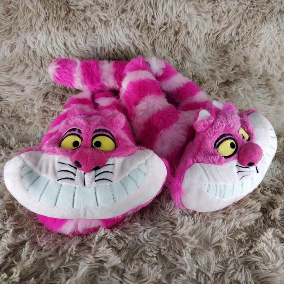 Pantufa Cheshire - Alice No Pais Das Maravilhas 3d - 37/39