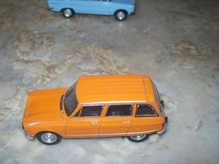 Citroën Ami 8 Coleccion Autos Inolvidables