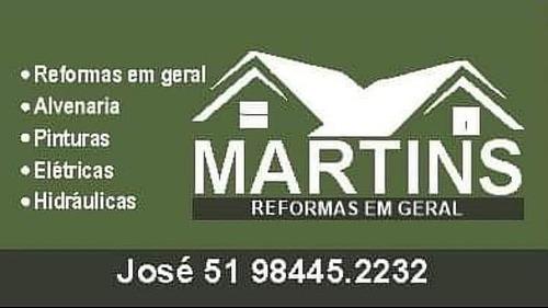 Imagem 1 de 1 de Martins Refórmas Em Geral