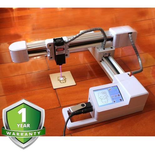 Máquina De Grabado Láser Láser Impresora Off-line 3000mw