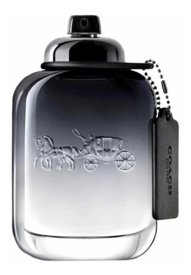 Perfume Coach New York For Men Edt 100 Ml Lacrado + Amostra