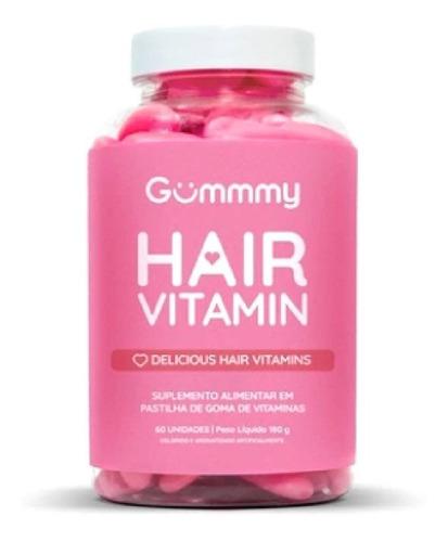 Gummy Hair Vitamin Original Frete Grátis