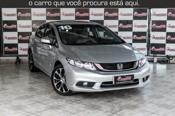 Honda Civic Exr 2.0 16v Flex Aut. 2016