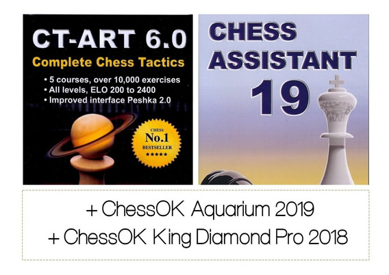 Chessok Aquarium 2019 + Assistant 2019 + Ct-art 6.0 + Ckdp18
