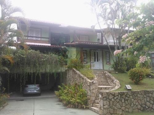 Imagem 1 de 12 de Casa Em Condominio Fechado 4 Qtos 2 Stes 2 Vagas - Al4017
