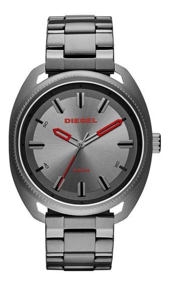 Relógio Diesel Masculino Basic Fastbak Grafite - Dz1855/1cn