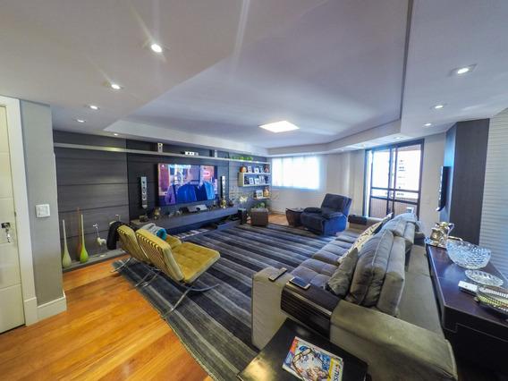 Apartamento Padrão Em Curitiba - Pr - Ap0036_impr