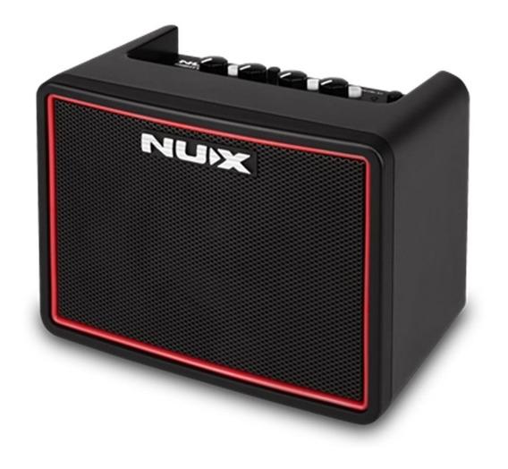 Amplificador Guitarra Electrica Nux Nga3 Usb Bluetooth Porta