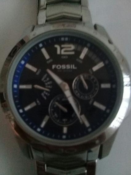 Reloj Fossil Quarzo Acero Excelente