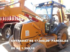 Retro Case 580 4x4