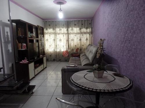 Sobrado Com 3 Dormitórios À Venda, 140 M²  - Jardim Vila Formosa - São Paulo/sp - Ta5376