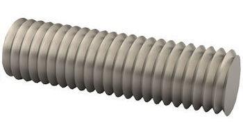 Varilla Roscada Ventdepot, Mxino-004, 1/4 / 6.3mmø, Long: