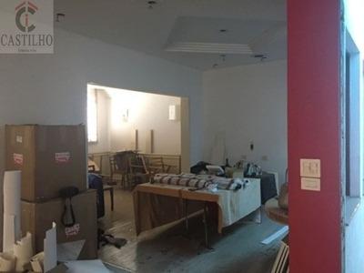 Casa Térrea Para Venda No Bairro Mooca Em São Paulo - Mo18134