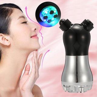 Electroporador Con Fototerapia Led Mesoterapia Virtual