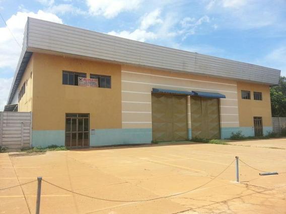 Galpão Para Locação Em Palmas, Plano Diretor Sul - 37292_2-640266