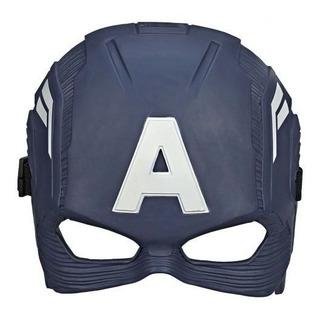 Máscara Básica Vingadores B9945 Hasbro - Capitão Améric