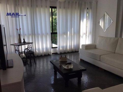 Imagem 1 de 15 de Apartamento Residencial À Venda, Barra Funda, Guarujá - . - Ap9091